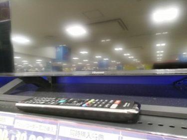 ハイセンス4Kテレビ比較|型落ち50A6800新モデル50E6800どっちがおすすめ?