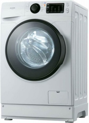 ドラム式洗濯機HD81ARレビュー!定番の乾燥機能を省いた決断力に注目