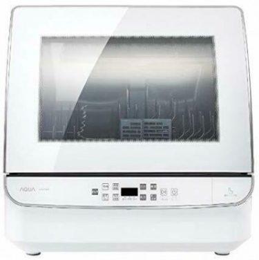アクアのADW-GM1レビュー!子育て中の家族におすすめな食器洗い乾燥機